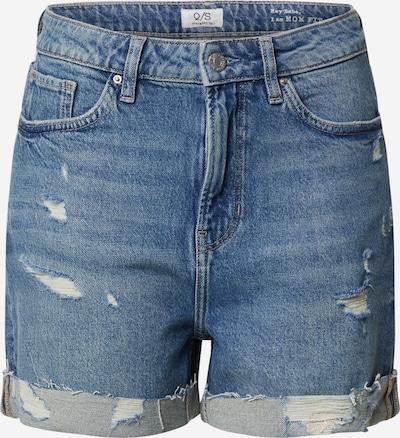 Q/S designed by Shorts in blue denim, Produktansicht
