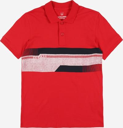 piros Jack & Jones Junior Póló 'MONACO', Termék nézet