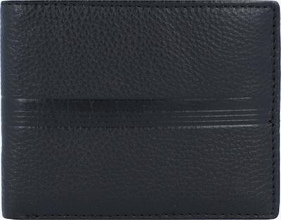 FOSSIL Geldbörse 'Roger' in schwarz, Produktansicht
