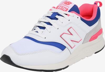 new balance Sneakers laag 'CM997 D' in de kleur Blauw / Wit, Productweergave