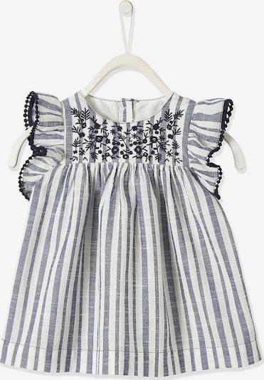 VERTBAUDET Kleid in mischfarben / weiß, Produktansicht