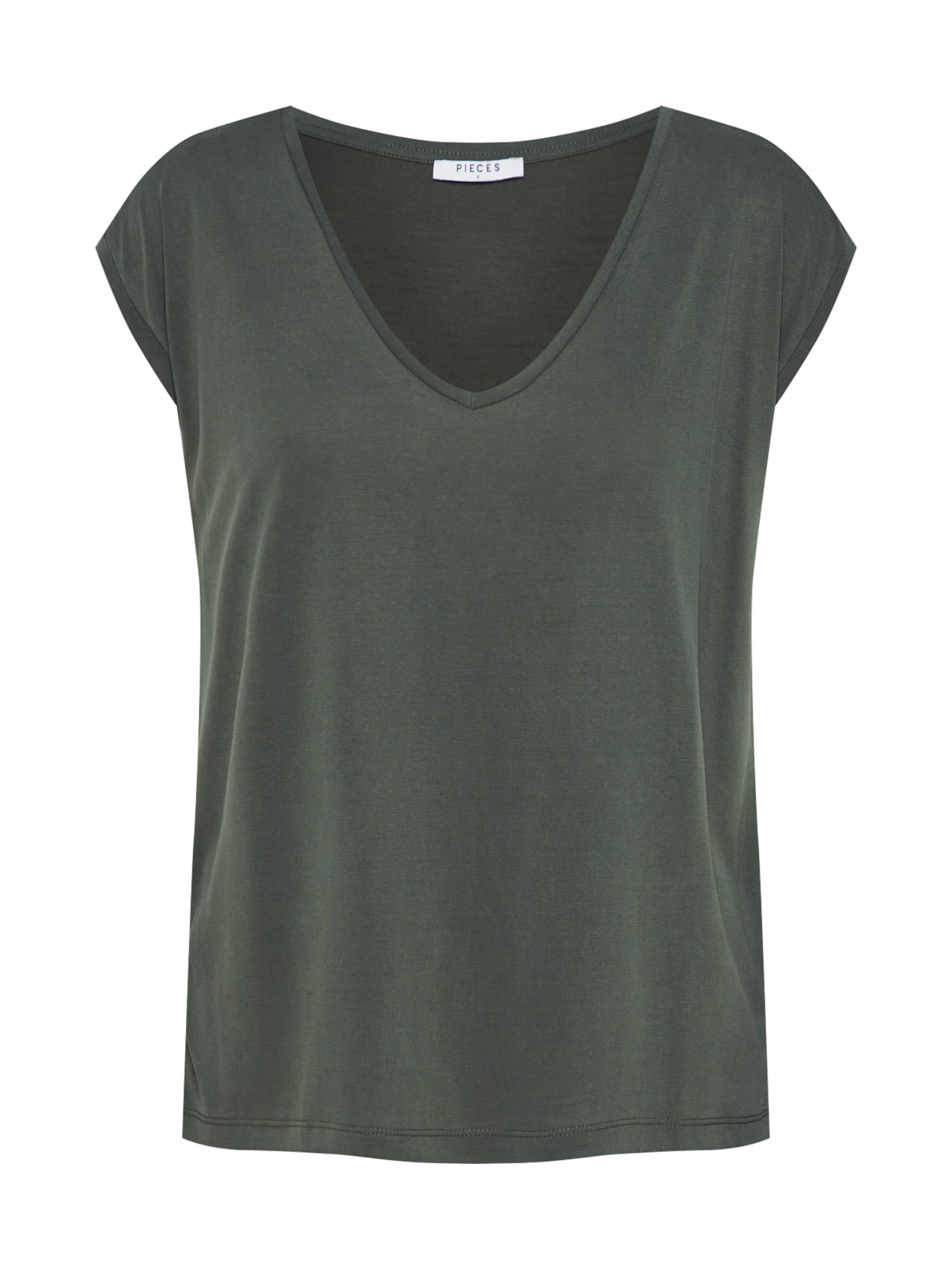 shirt Vert Pieces Pieces T shirt En En T ZTOukXiP