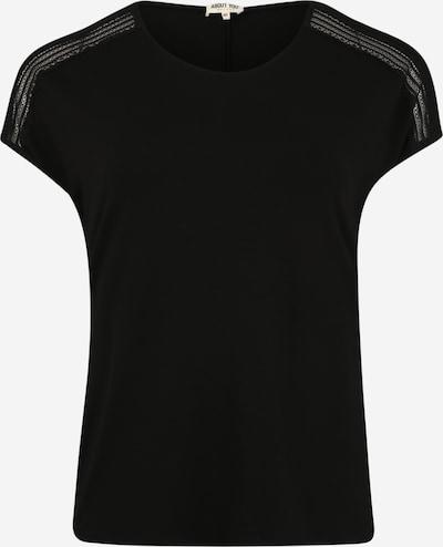 ABOUT YOU Curvy Tričko 'Gina Curvy' - čierna, Produkt