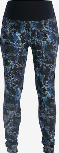 QUEEN MUM Umstandsleggings in blau, Produktansicht