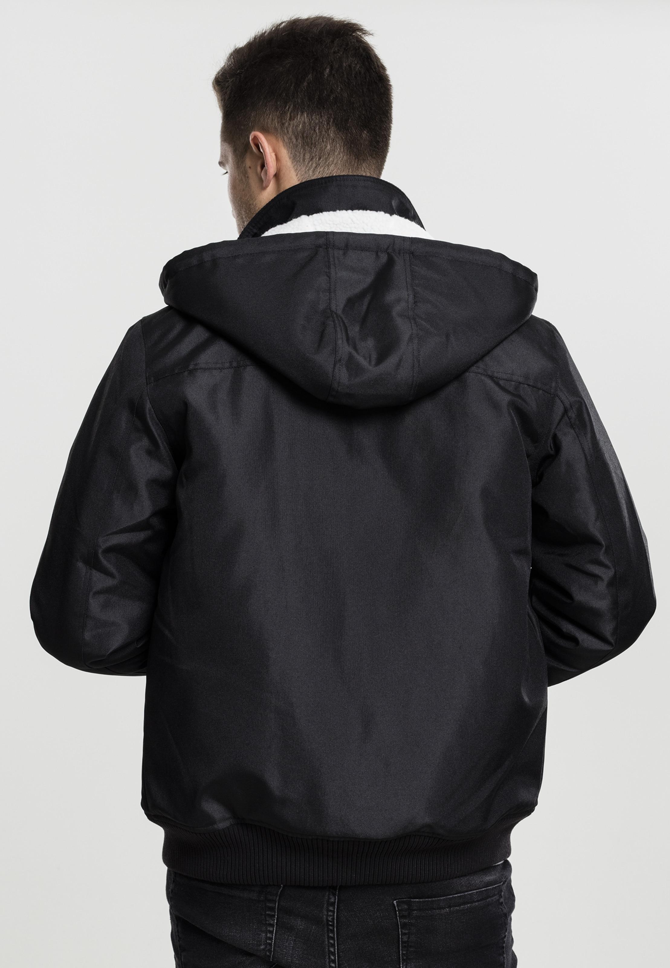 Jacket Classics Urban In Schwarz In Urban Jacket Classics wXuOTPlkZi