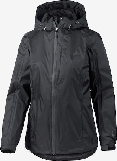 OCK Regenjacke in schwarz, Produktansicht