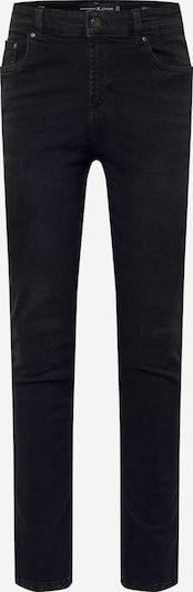 Urban Threads Jeans in de kleur Zwart, Productweergave