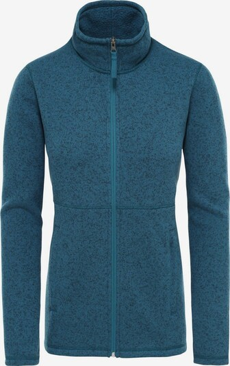 THE NORTH FACE Fleecejacke 'Crescent' in pastellblau, Produktansicht