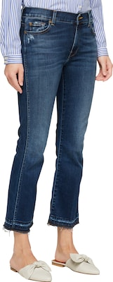 7 For All Mankind 'CROPPED BOOT' Jeans
