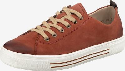 REMONTE Sneaker in rostbraun, Produktansicht