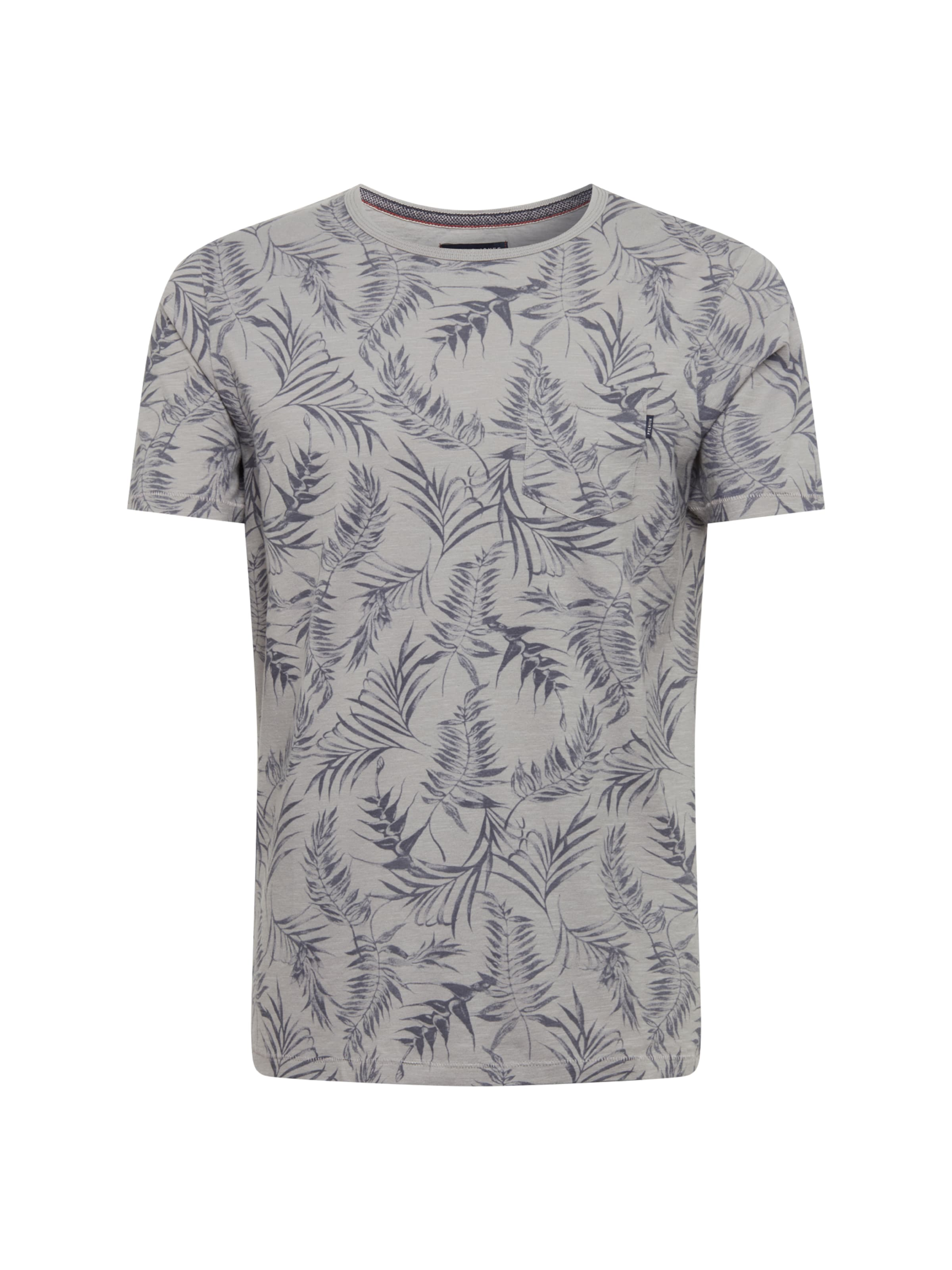 Jackamp; Chiné T shirt Jones En FoncéGris Bleu c3KJu1lTF