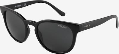 VOGUE Eyewear Lunettes de soleil en noir, Vue avec produit