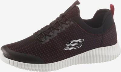 SKECHERS Sneaker in rot / schwarz, Produktansicht