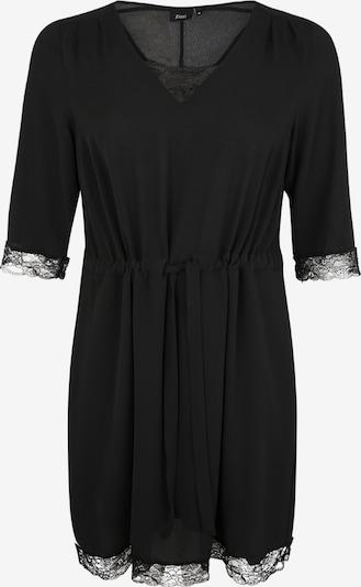Zizzi Kleid 'MPHILIA' in schwarz, Produktansicht