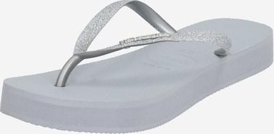 HAVAIANAS Zehentrenner in grau, Produktansicht