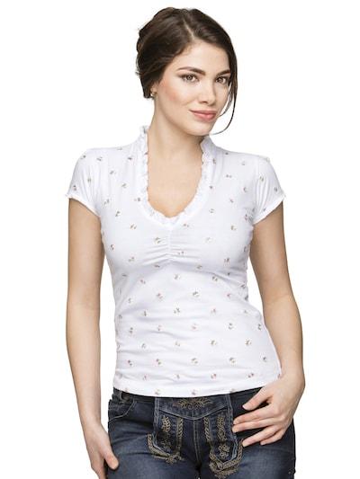 STOCKERPOINT Shirt 'Tea' in weiß, Modelansicht