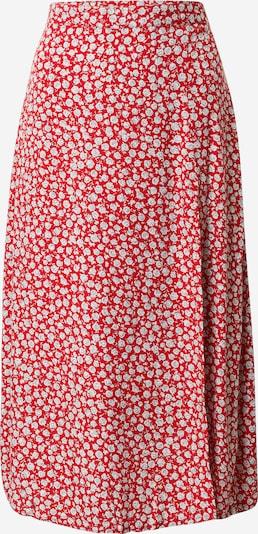 Motel Spódnica 'Saika' w kolorze czerwony / białym, Podgląd produktu