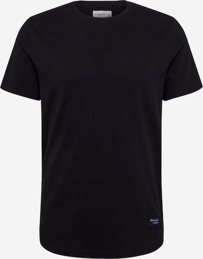 Tricou Abercrombie & Fitch pe negru, Vizualizare produs