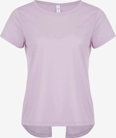 UNDER ARMOUR Trainingsshirt 'Whisperlight' in rosa, Produktansicht