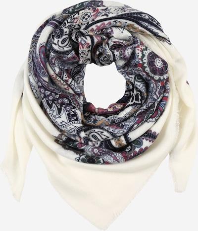 CODELLO Tuch 'Happy' in mischfarben / weiß, Produktansicht
