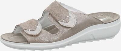 ROHDE Sandalen/Sandaletten in grau, Produktansicht