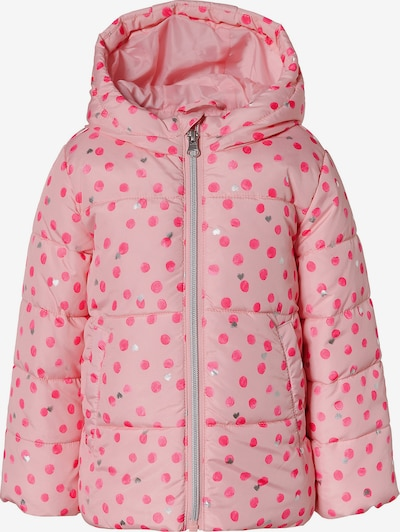 NAME IT Winterjacke 'Nmfmisti' in rosa / dunkelpink, Produktansicht