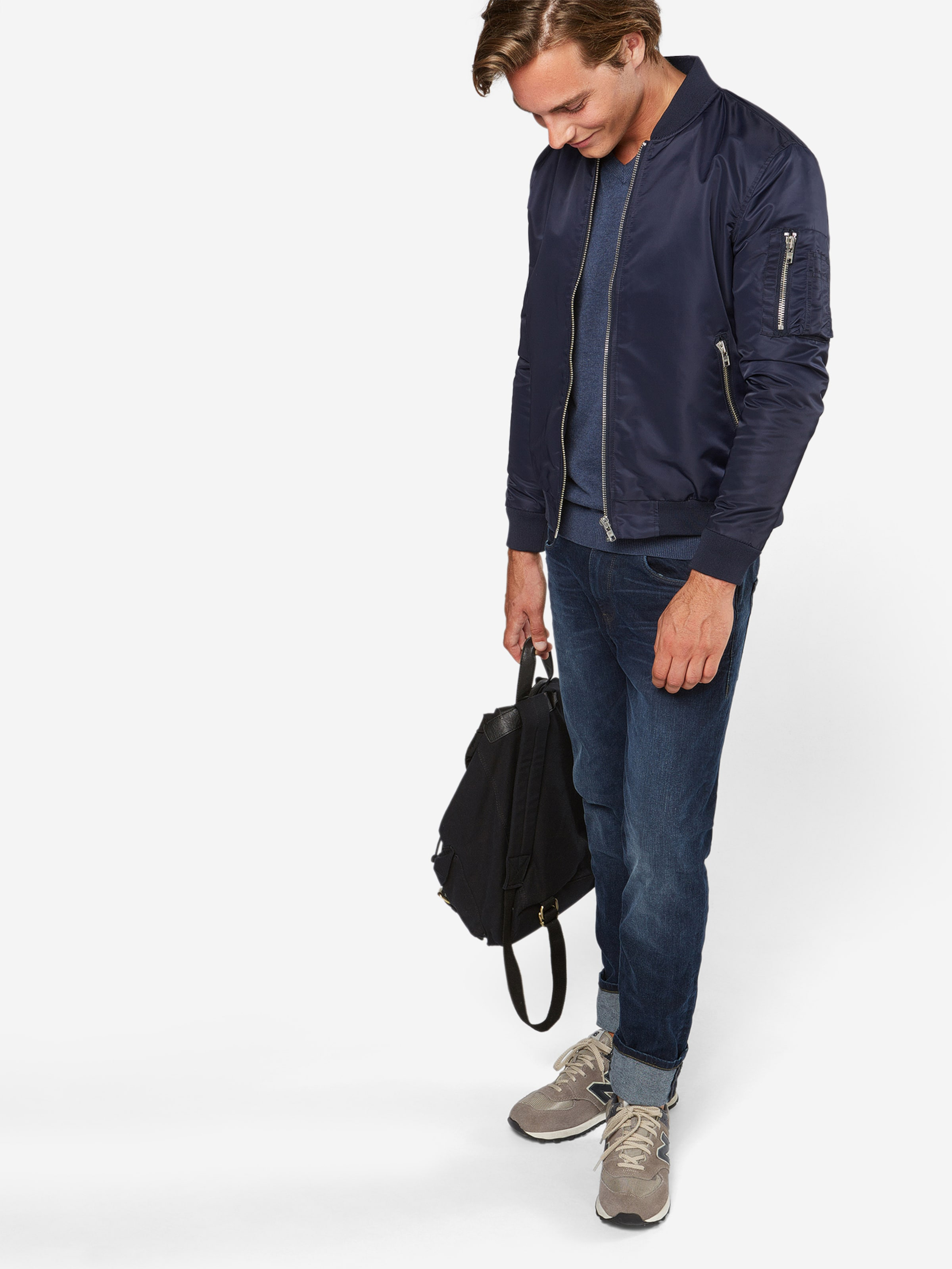 Esprit nk' Marine V Pull 'basic over Co En 7Yfbg6yv