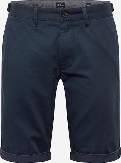 Chino stiliaus kelnės 'PHOENIX' iš s.Oliver , spalva - tamsiai mėlyna, Prekių apžvalga
