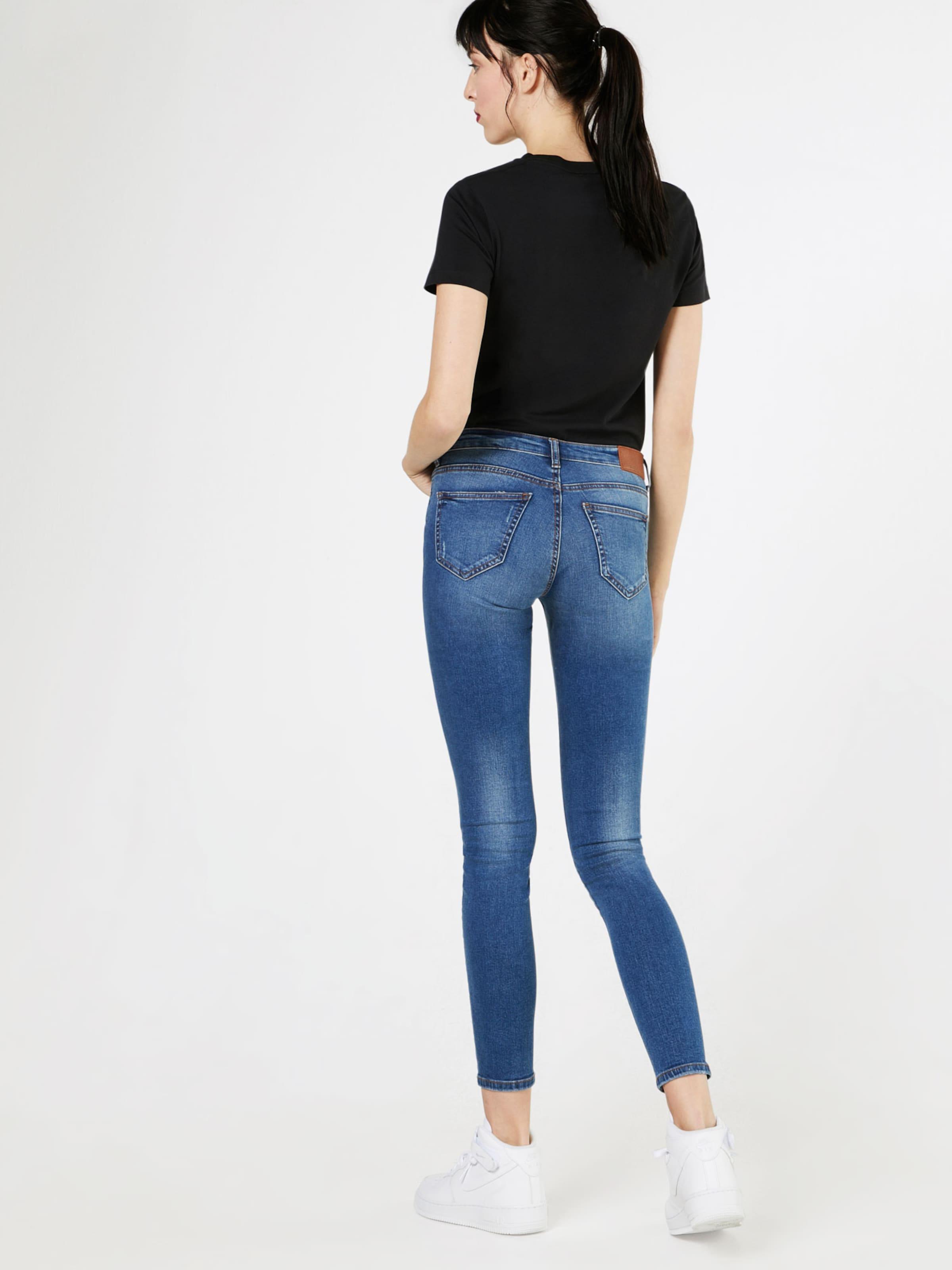 'nmeve' In Jeans May Blue Denim Noisy Skinny QChsrtd
