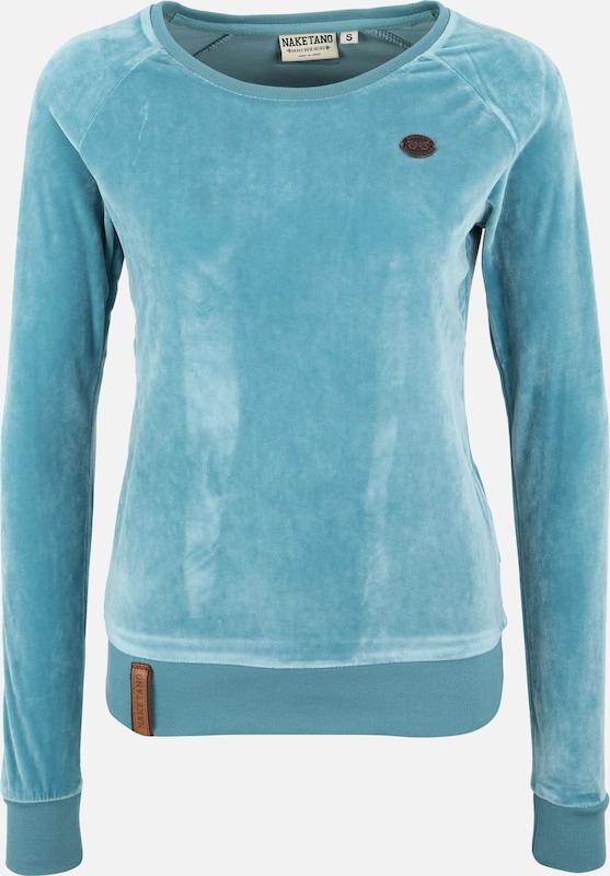 shirt Naketano Sweat En Clair Bleu dCxBero