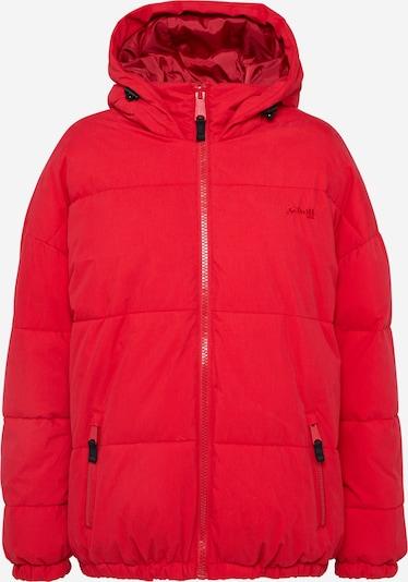 Schott NYC Zimska jakna 'JKT Alaska' | rdeča barva, Prikaz izdelka