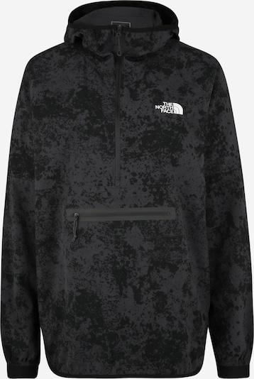 THE NORTH FACE Sweatshirt 'Varuna' in de kleur Donkergrijs / Zwart, Productweergave