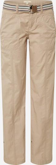 ESPRIT Hose 'F Play Pants' in beige: Frontalansicht