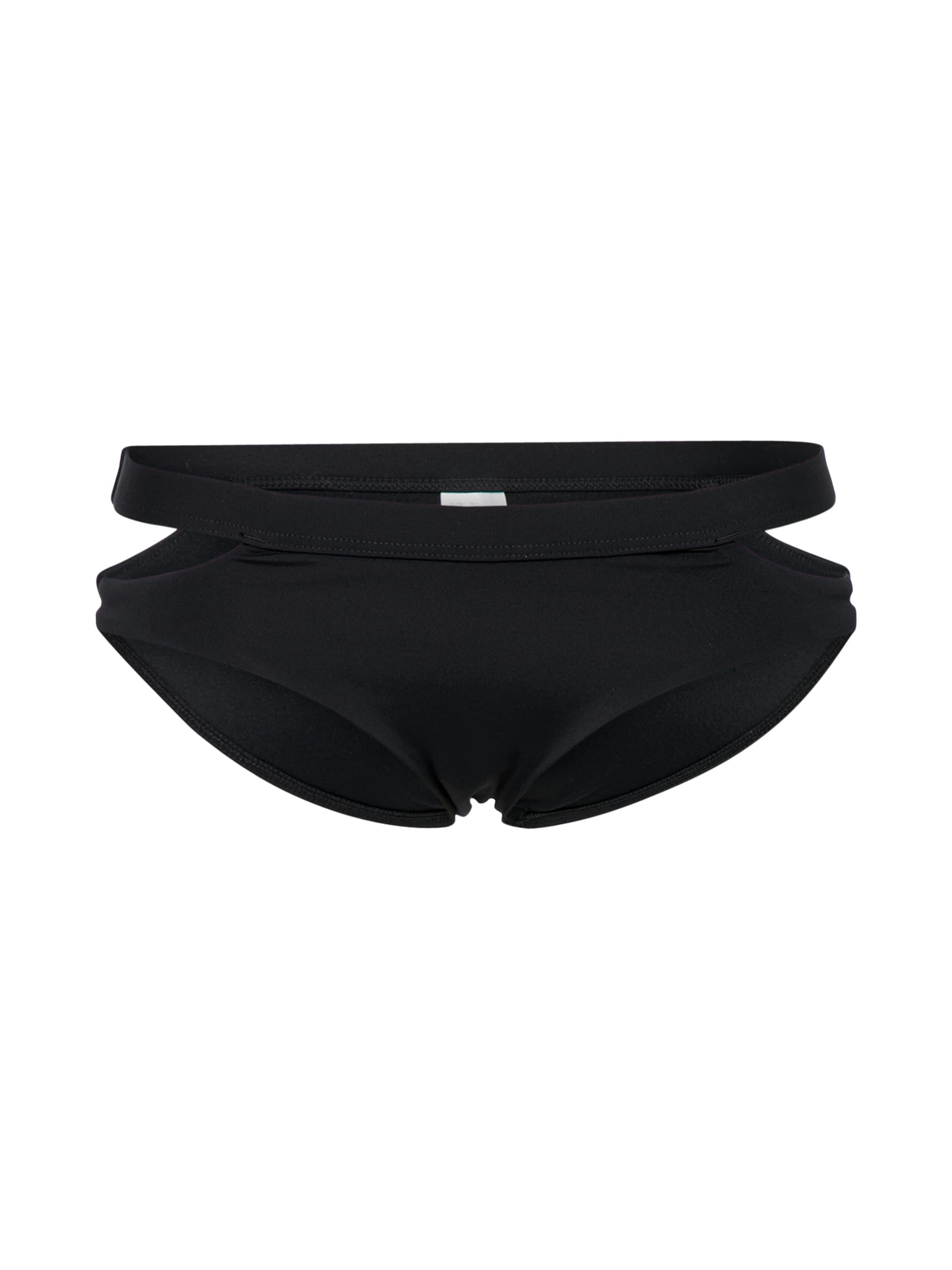 Seafolly Bikinihose in schwarz