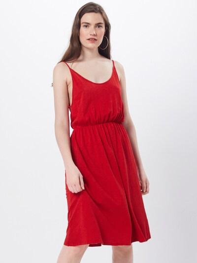 AMERICAN VINTAGE Kleid in kirschrot, Modelansicht