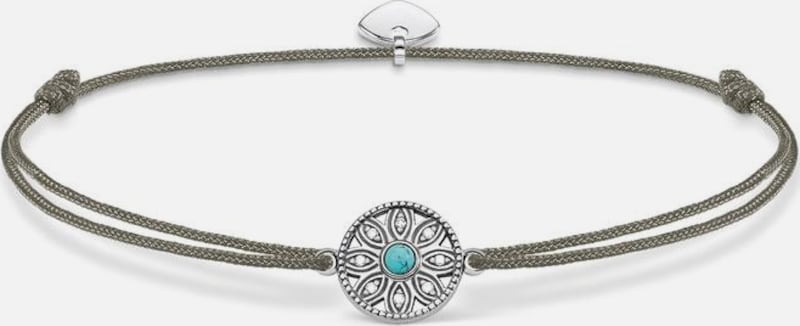 Thomas Sabo Armband 'Ethno Amulett Little Secret'
