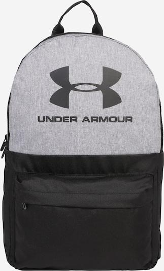 UNDER ARMOUR Rucksack 'Loudon' in graumeliert / schwarz, Produktansicht