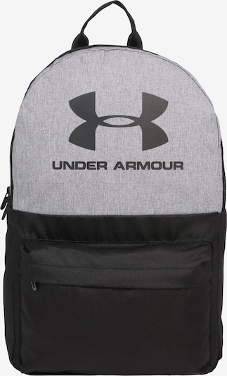 UNDER ARMOUR Sports backpack 'UA Loudon' in grey / black, Item view