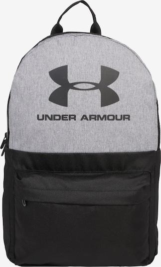 UNDER ARMOUR Sac à dos de sport 'UA Loudon' en gris / noir, Vue avec produit
