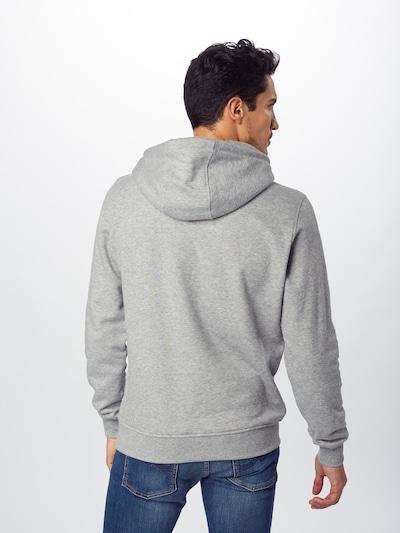 Urban Classics Sweatshirt in grau: Rückansicht