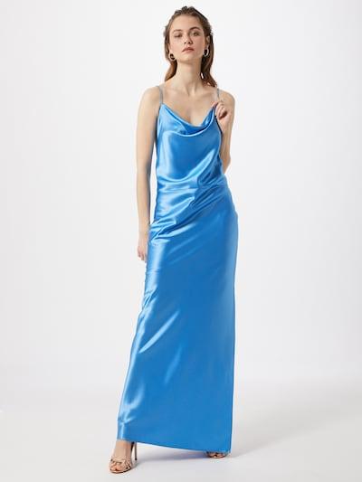 Samsoe Samsoe Společenské šaty 'Apples' - azurová, Model/ka