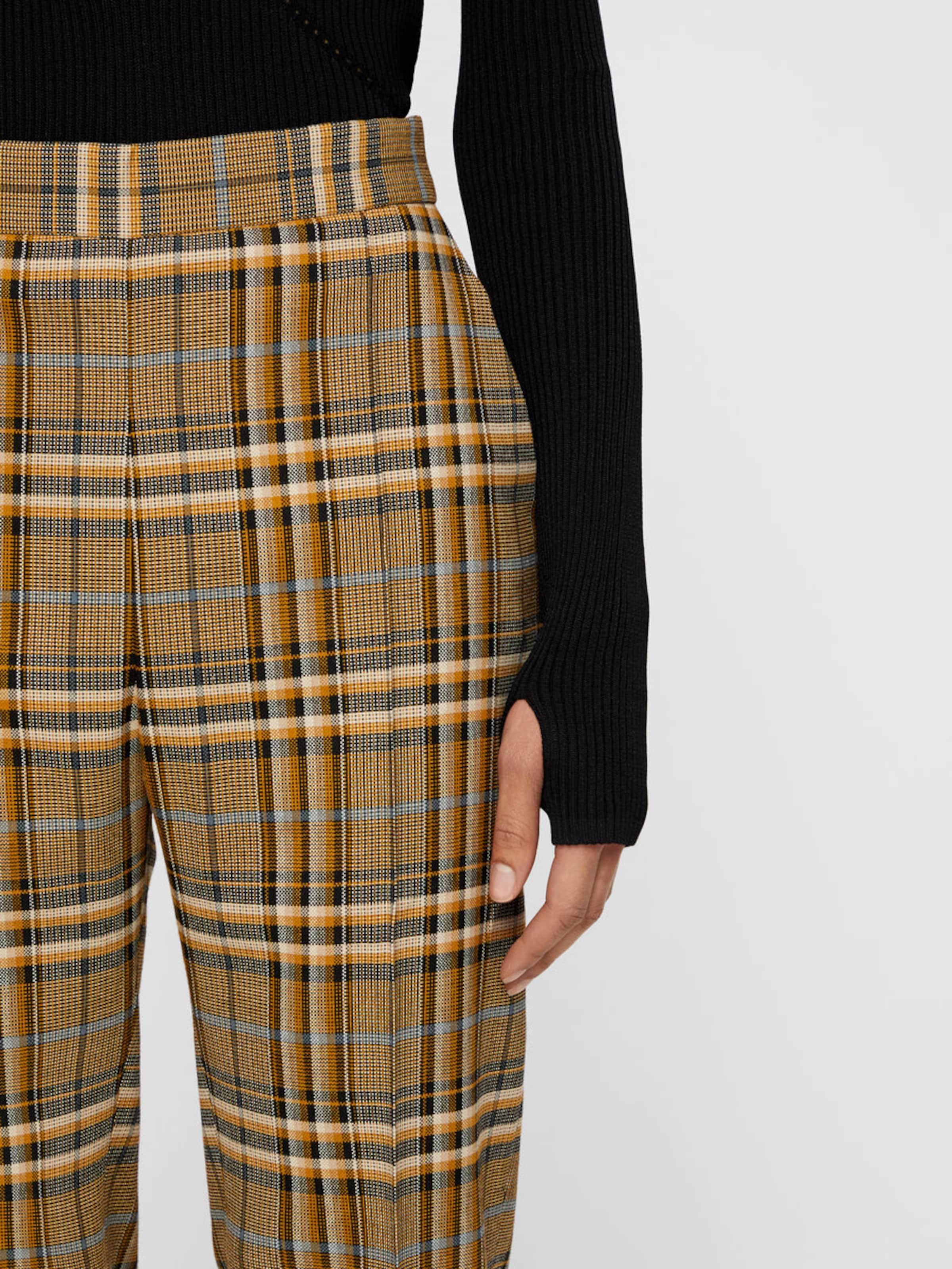 Check' lindeberg J 'mandalay Pantalon In KaramelCappuccino Soft j354ARqL