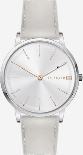 TOMMY HILFIGER Analog watch in grey, Item view