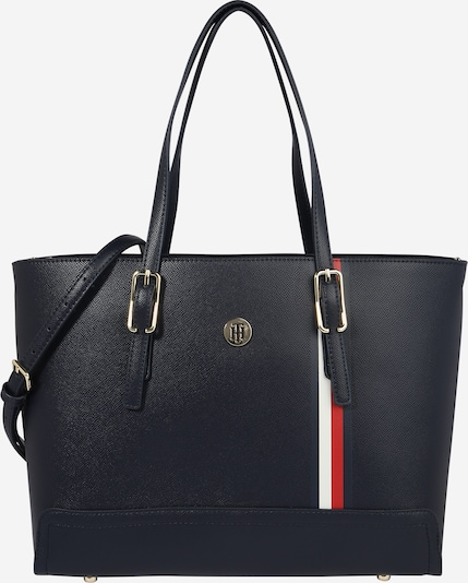 TOMMY HILFIGER Shopper 'Honey' in de kleur Donkerblauw, Productweergave