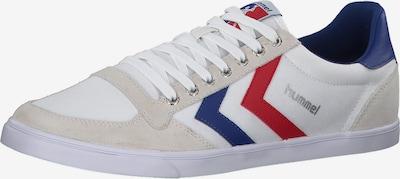 Hummel Sneaker 'Slimmer Stadil' in blau / feuerrot / weiß, Produktansicht