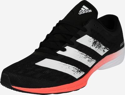 ADIDAS PERFORMANCE Sportschuh 'Adizero RC 2' in orange / schwarz / weiß, Produktansicht