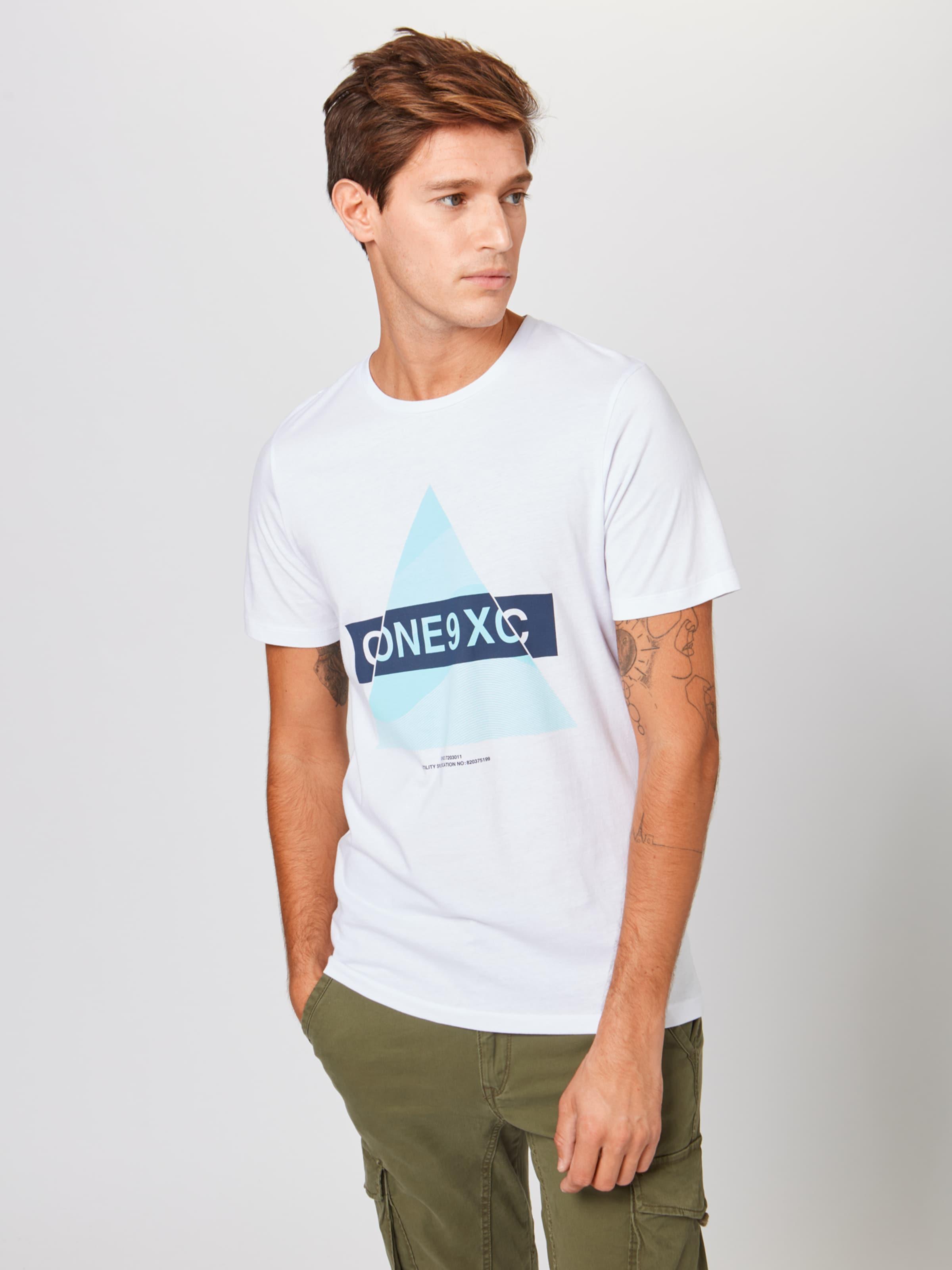 T BleuBlanc Jackamp; 'booster Tee' shirt En Jones 5Lq4Rjc3A