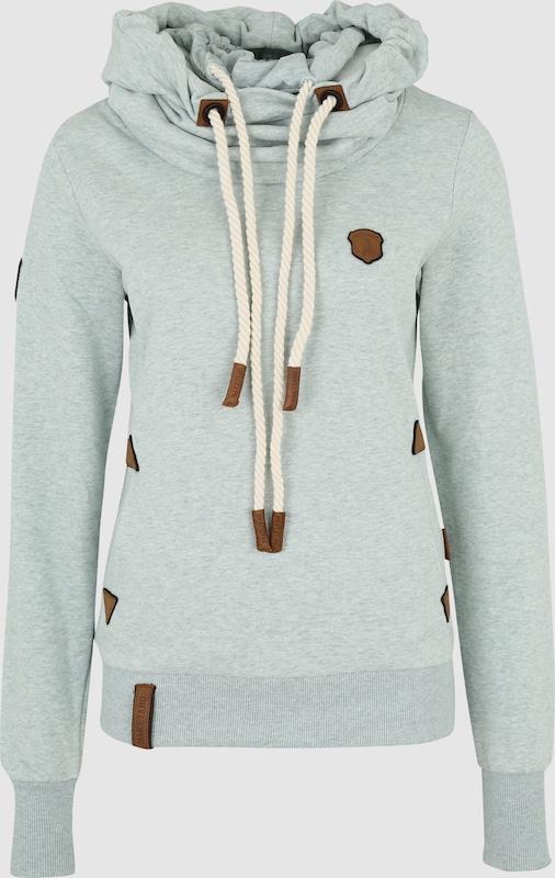 Naketano Sweatshirt in mint Mode neue Kleidung
