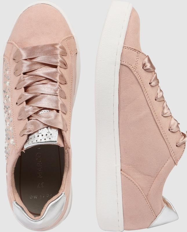 MARCO TOZZI Sneakers mit mit Sneakers Perlenverzierung Hohe Qualität 3c9618