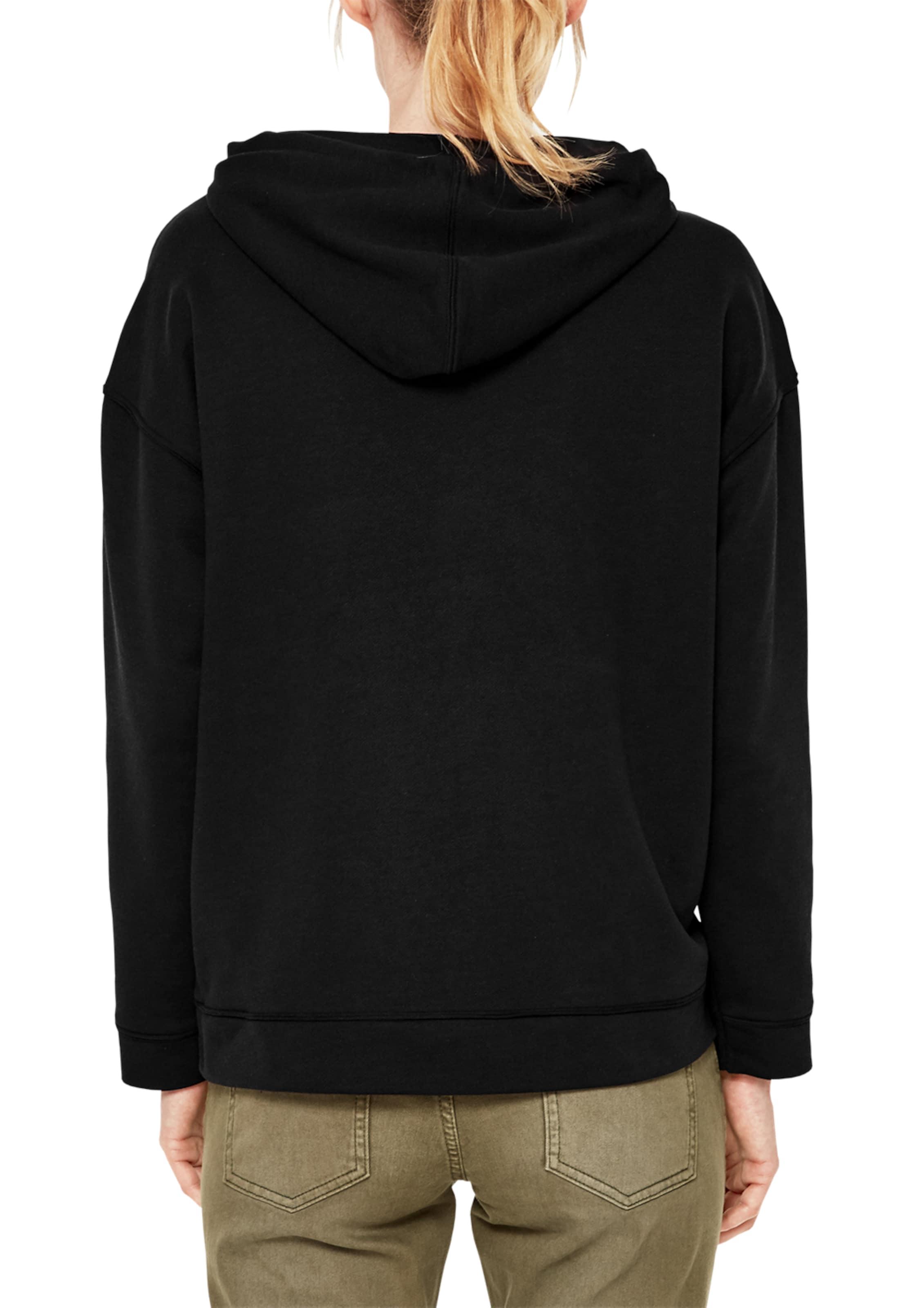 oliver Sweatshirt Schwarz S Schwarz S In oliver Sweatshirt In rBoedCx